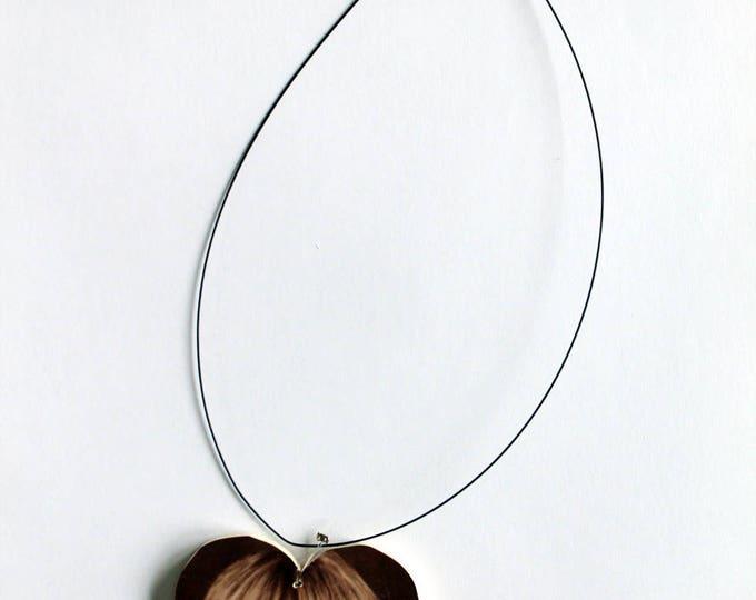 Necklace - Customizable Photo form size