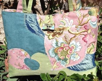 150 hand bag, pink, blue, green... Spring has sprung!