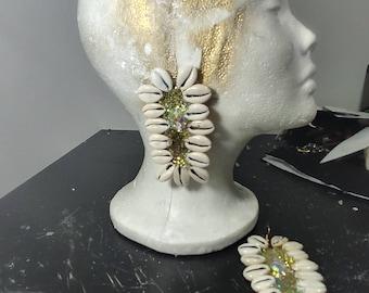 Paradigm prism earrings