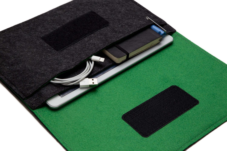 """iPad 9.7"""" Case. iPad Pro 10.5"""" Sleeve. iPad Pro 12.9"""" Sleeve. iPad Air 2 Case. Apple Pencil Pocket"""