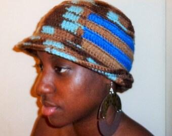 What Is Your Point?, Crochet Brim Cap