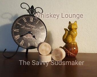 Whiskey Lounge Bar Soap