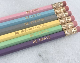 Just Be Pencil Set
