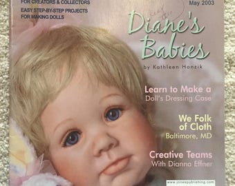 Doll Crafter magazine; May 2003 issue