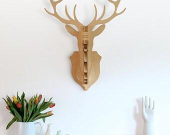 Deer Head Stag Trophy (Large)
