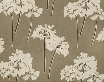 Serenity Storm, Magnolia Home Fashions - Cotton Upholstery Fabric By The Yard