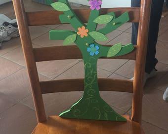 Whimsical jewelry Tree