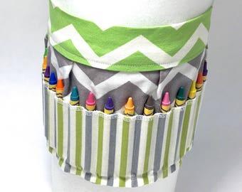 Crayon Apron