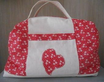 My little bag floral for secrets