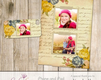iPhone and iPad Template Set - Photoshop Files -23