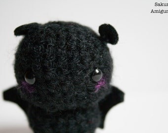Amigurumi Bat Cute