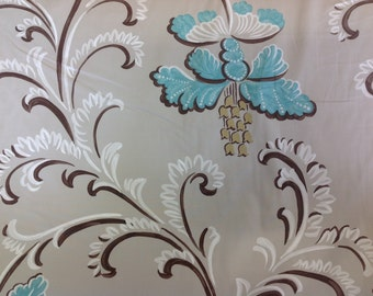 Designers guild fidelio designer curtain fabric by the metre