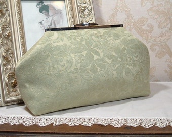 ERIKA PDF Purse Pattern B for 7x3.5 Top Channel Purse Frames with Crimped Ends OR 8x2.5 Open Top Channel Purse Frames