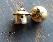 A pair of little handmade...