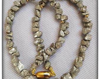 Small pyrite Chain