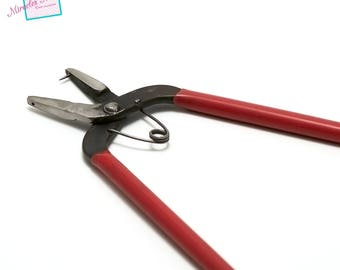 1 drill hole for jewelry making pliers
