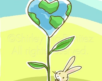 Liebe der Erde