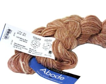 New Berroco Abode 100 Percent Wool Yarn/1 Skein/Flagstone/ 8840