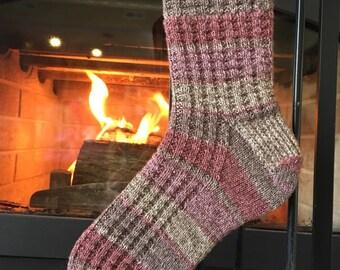 Thermal Knit Sock Pattern