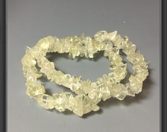 Libyan Desert Glass bracelet