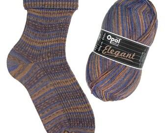 Opal Sock Yarn Elegant 4-ply superwash 100g/465yds, #9524