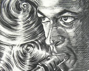 John Coltrane - print