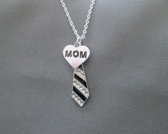 Missionary Mom LDS Necklace