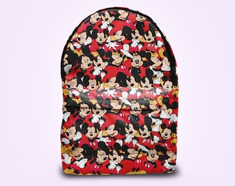 SALE! mickey mouse disney backpack bag