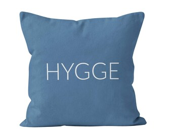 54 colors Hygge Pillow Cover, Hygge Cushion Cover, Danish Hygge Inspired Home Decor, Minimal Scandinavian Scandi Nordic Home Decor