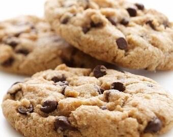 Two Dozen Amazing Chocolate Chip Cookies