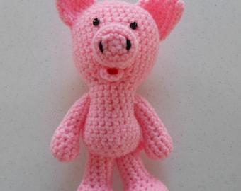 Amigurumi Pig