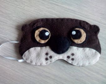 sleeping mask polar Otter