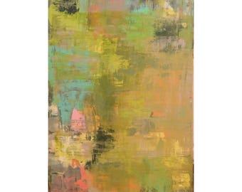 LARGE Abstract Painting / Contemporary Art / Modern Art / Original art on Canvas / 24x36