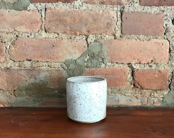 Speckled Stoneware Cup