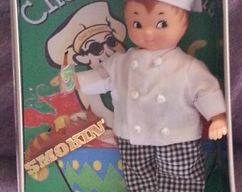 Chef Johinson Mini Shadow Box