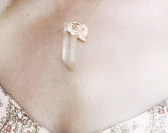 The Barnacle Rose | Pendant