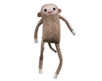Lambswool Baby Monkey