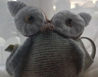 Owl Tea Cozy