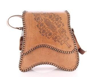 Genuine Leather Handmade Bag