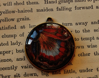 Butterfly Picture Pendant