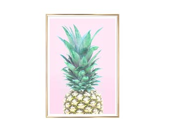 Art Print Pineapple