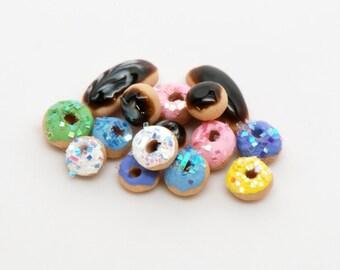 Dollhouse Miniature, 1:48 Scale, Bakers Dozen Miniature Donuts