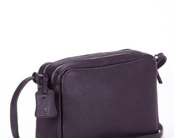 Leather shoulder bag, Leather handbag, Leather purse, leather cross body bag, leather bag