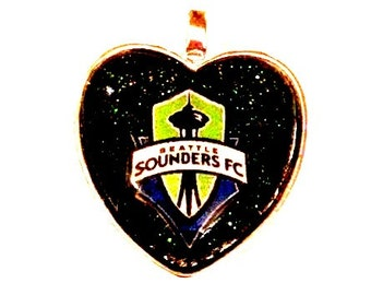 Seattle Sounders Necklace