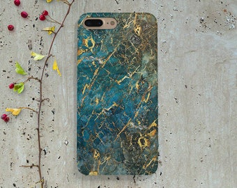 Green Gold marble Samsung Galaxy S9 Plus Samsung Galaxy S7 case Samsung S6 case Samsung Galaxy S6 S7 Samsung S7 S6 Edge iPhone 6 6s 6 Plus