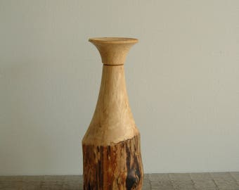 Wood Vase|Spalted Maple
