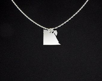 Egypt Necklace - Egypt Gift