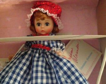 Madame Alexander Bessy Brooks Doll, MIB