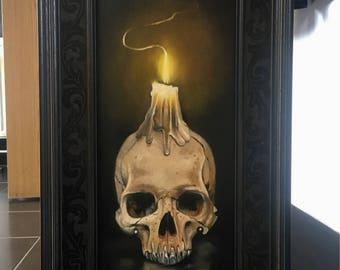 Skull, fig 3.
