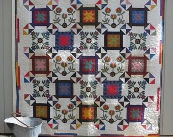 Quilt Pattern - High Prairie